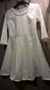 Vestuvinė suknelė. Poliesteris.