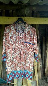 Vasariniai marškiniai. Šilkas.