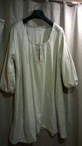 Marškiniai. Linas.