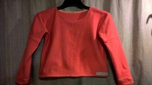 Vaikiškas džemperiukas. Unisex. Storas medvilninis trikotažas.